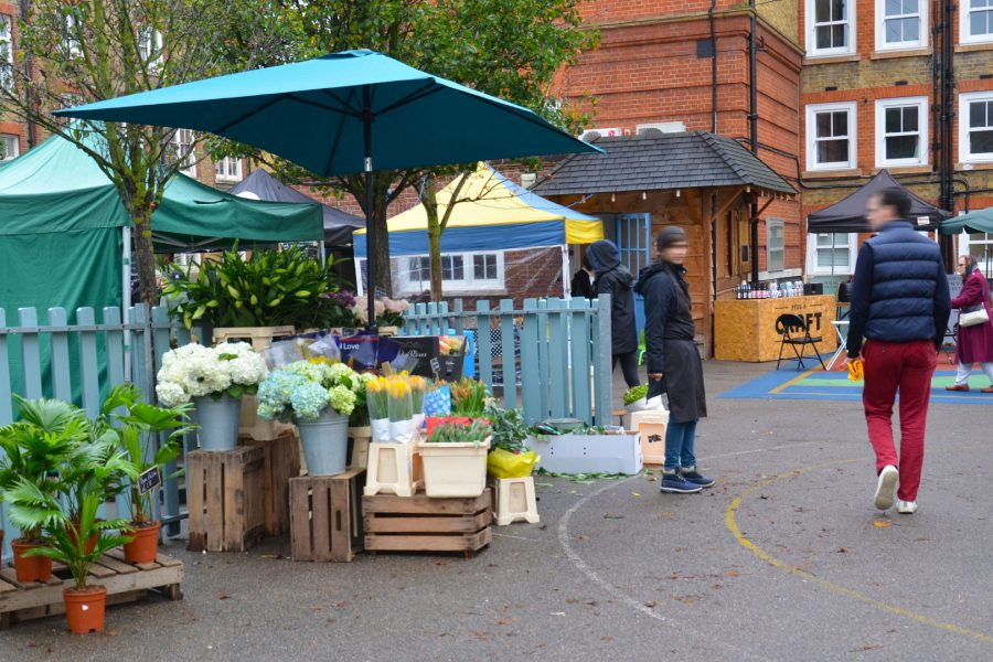 Brook Green Market