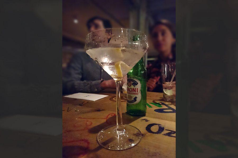 Cocktail au Jak's