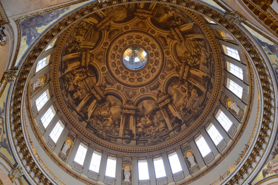 St Paul's dome