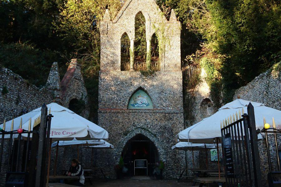 Grottes de Hellfire