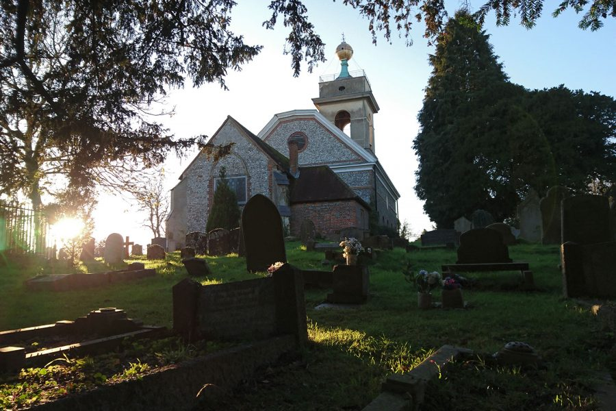 Église de St Lawrence