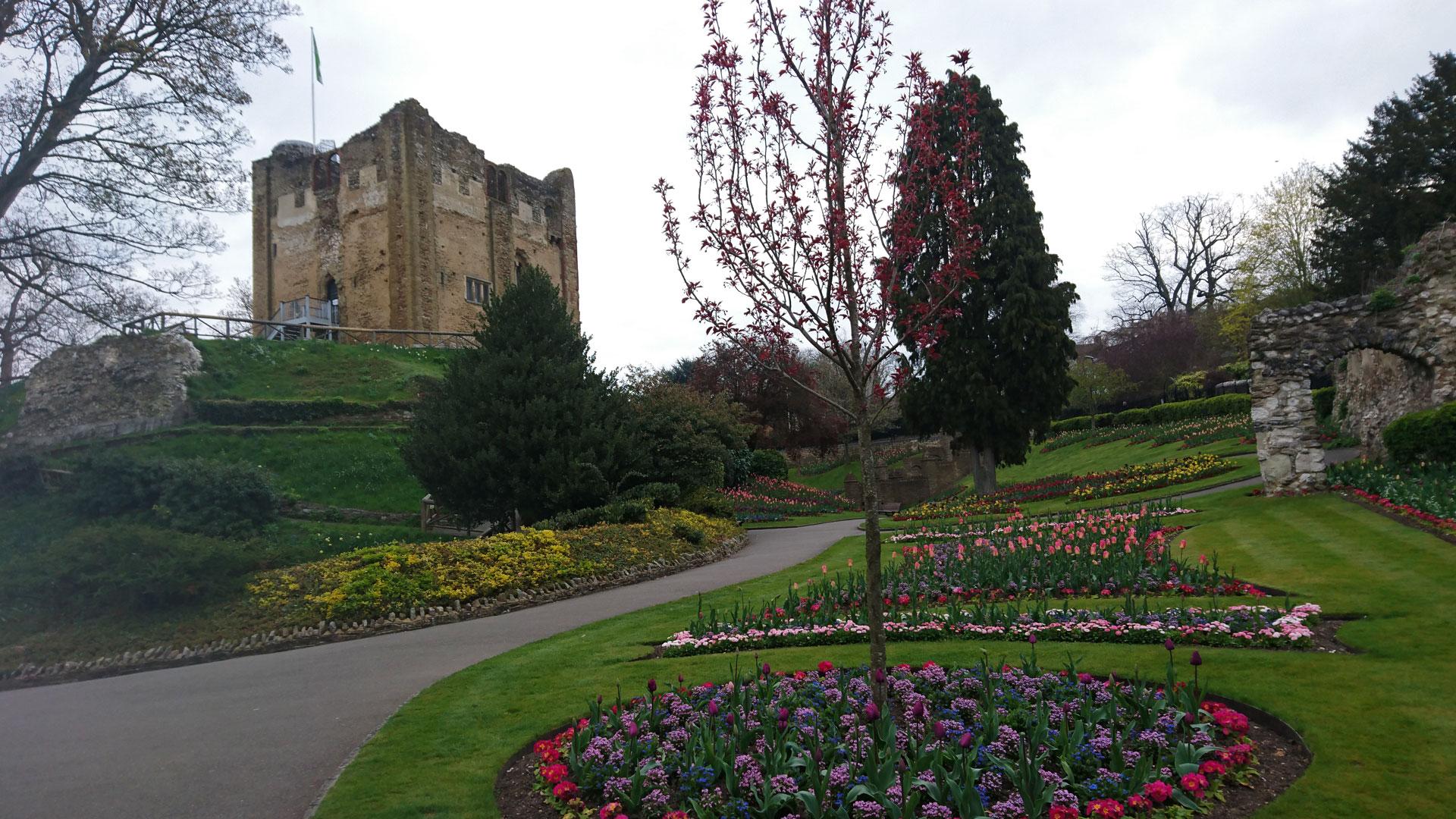 Le château de Guildfrod