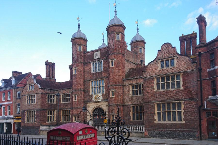 Abbot's Hospital
