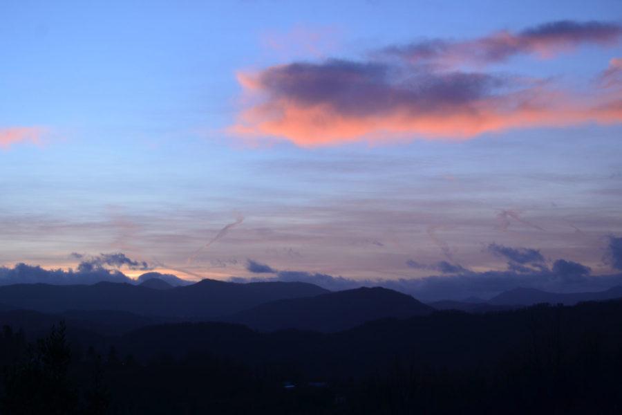Mignanego sunrise