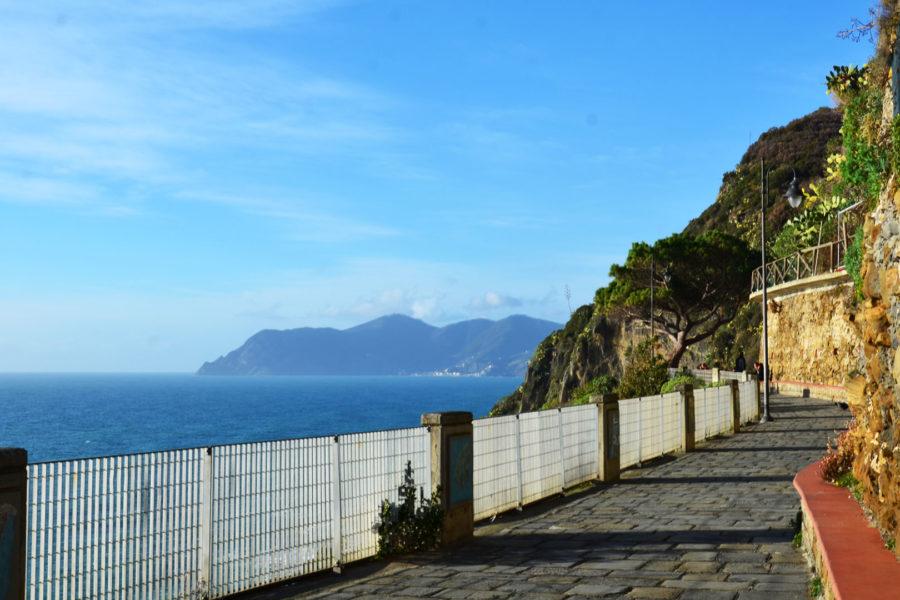 Riomaggiore walk